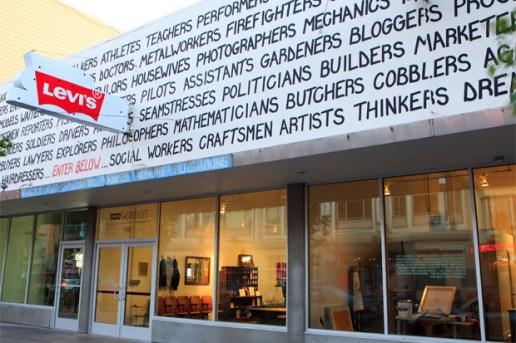 Levi's Workshops San Francisco