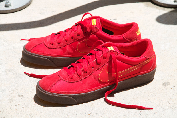 LIVESTRONG x Nike Zoom Bruin