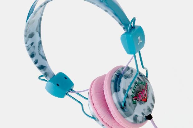 MADEMOISELLE YULIA x WeSC Headphones