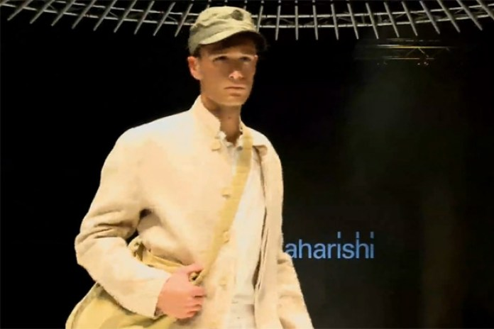 maharishi 2011 Spring/Summer Video