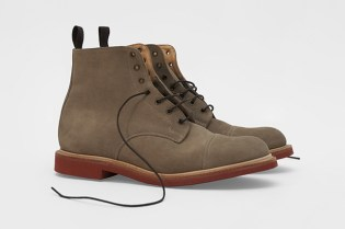 Mark McNairy Cap Toe Derby Boot