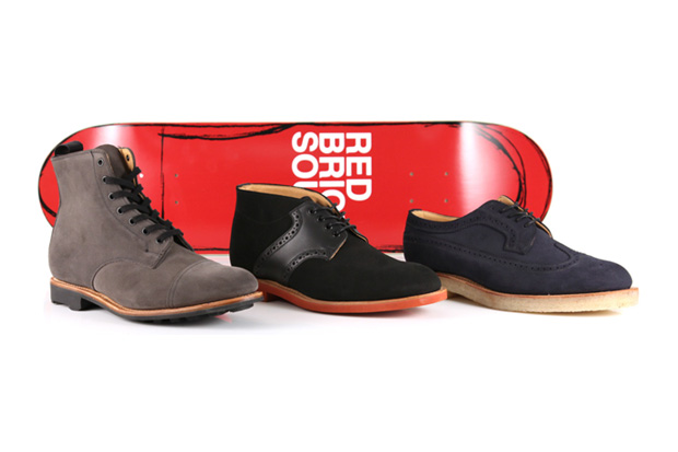 Mark McNairy for DQM Footwear & Skate Deck