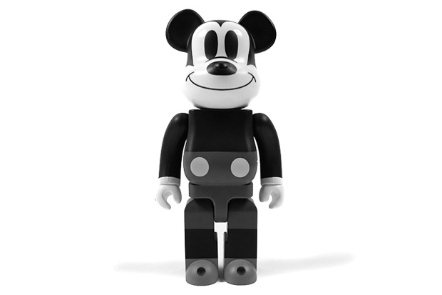 Medicom Toy x Disney 400% Mickey Mouse Bearbrick