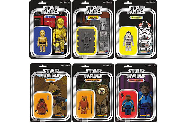 MEDICOM TOY Star Wars Kubrick Series 3