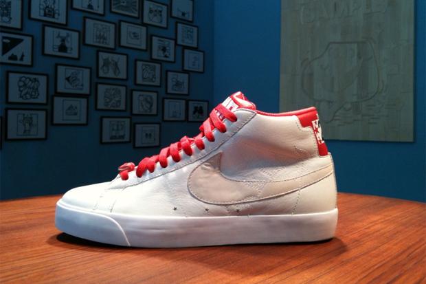 Michael Lau x Nike Sportswear BMX Beijing 2008 Blazer High Sample