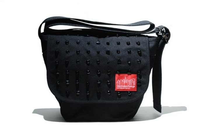 MILK x Manhattan Portage 9th Anniversary Messenger Bag