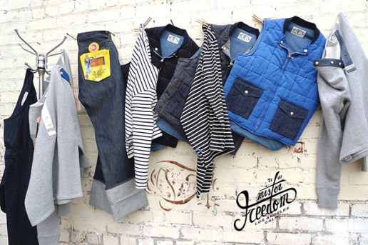 Mister Freedom x Sugarcane 2010 Fall/Winter Collection