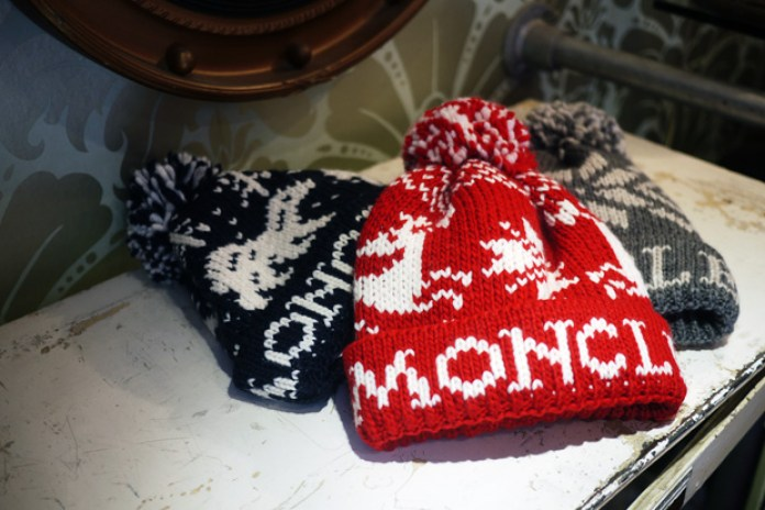 Moncler 2010 Fall/Winter Collection Beanies