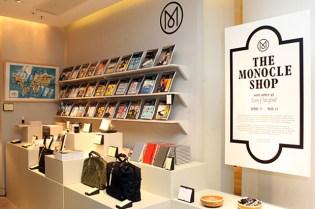 Monocle Shop Hong Kong