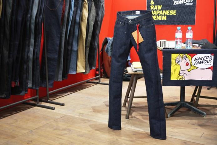 Naked & Famous Denim 32oz Jeans