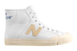 New Balance 2010 Fall/Winter Collection Pro & Pro Hi