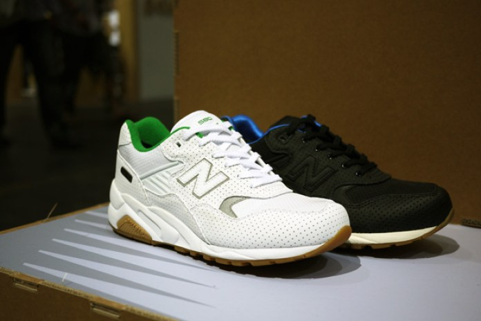 New Balance 2011 Spring/Summer GORE-TEX MT580