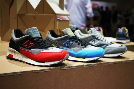 New Balance 2011 Spring/Summer Made in UK 1500 Preview