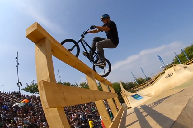 Nike 6.0 BCN BMX PRO Finals Video