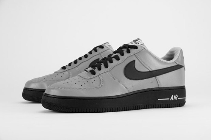 "Nike Air Force 1 Premium ""3M/Black"""