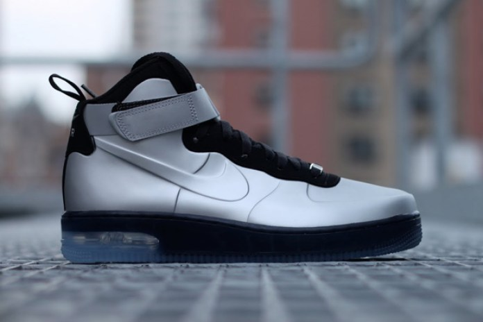 Nike Air Force One Foamposite - A Closer Look