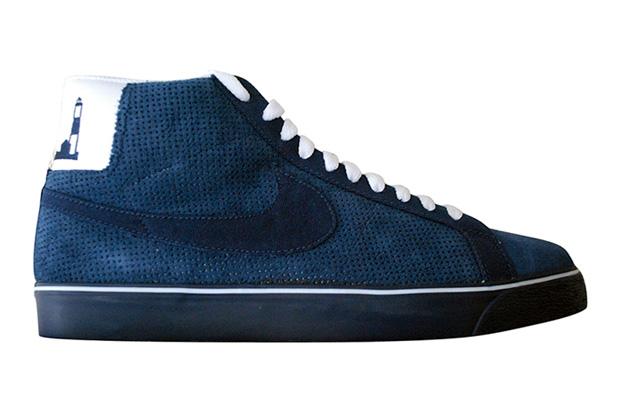 Poets New York x Nike SB Blazer Hi Premium
