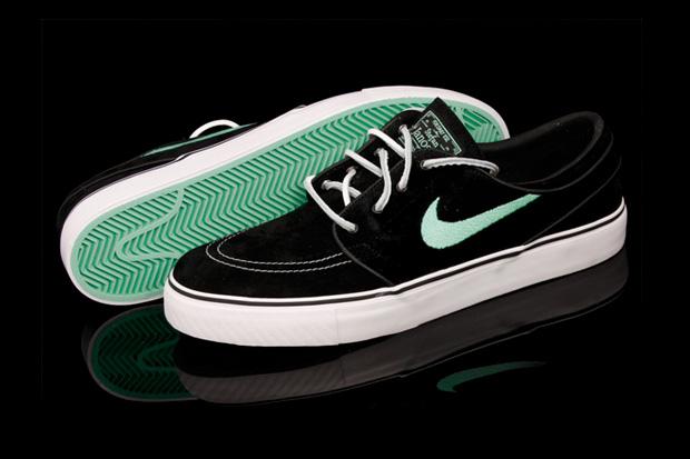 Nike SB Zoom Stefan Janoski Black/Mint