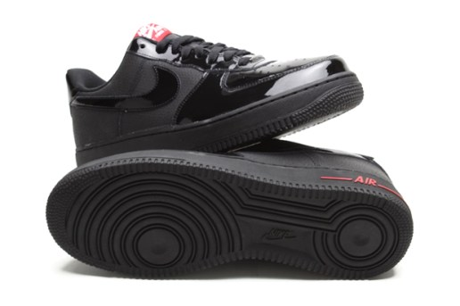 """Nike Sportswear Air Force 1 """"Patent Sport Red"""""""