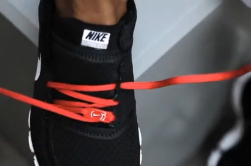 Nike (RED) Tied Together Video
