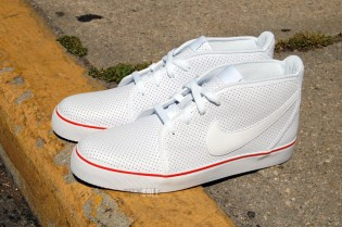 Nike Toki ND White/Spice