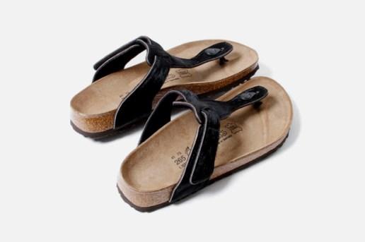 nonnative x Birki Flores Sandal