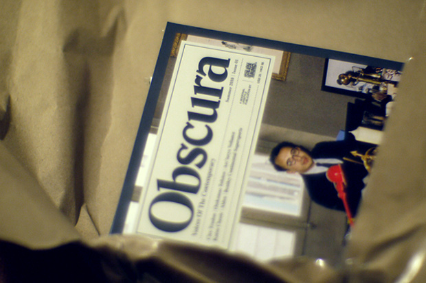 OBSCURA by SILLY THING Preview