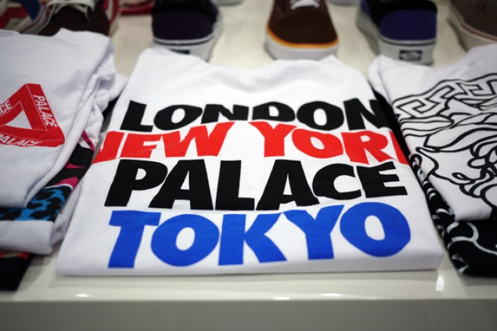 Palace 2010 Fall/Winter T-Shirt Collection