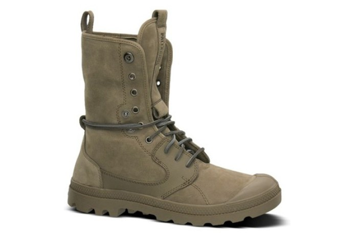 Palladium by Neil Barrett 2010 Fall Military Boots