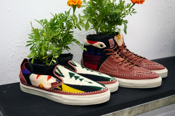 Pendleton x Taka Hayashi x Vans Vault 2010 Fall Collection Preview