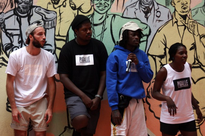 Pigalle B-Ball Tournament Recap