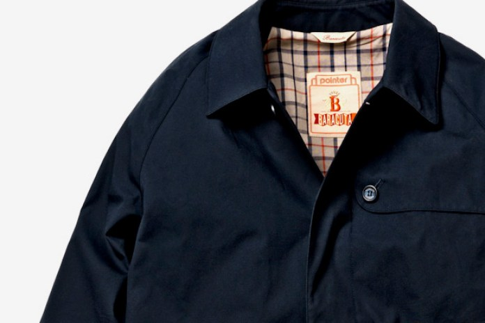 Pointer x Baracuta 2010 Fall/Winter Ramsey Jacket