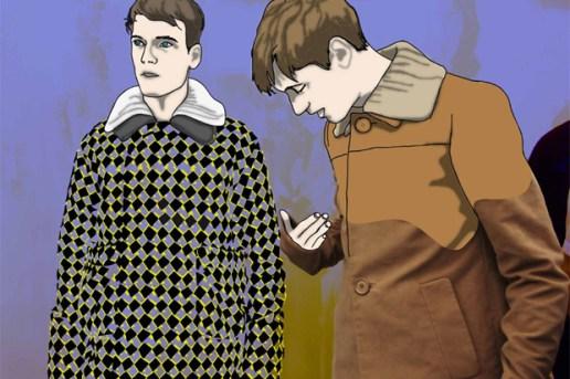 Prada 2010 Fall/Winter Collection Fantasy Lookbook