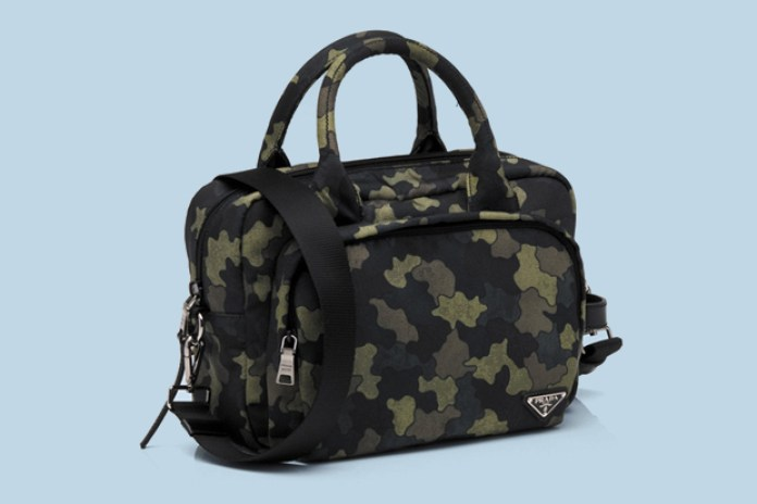 Prada 2010 Fall/Winter Camouflage Luggage Collection