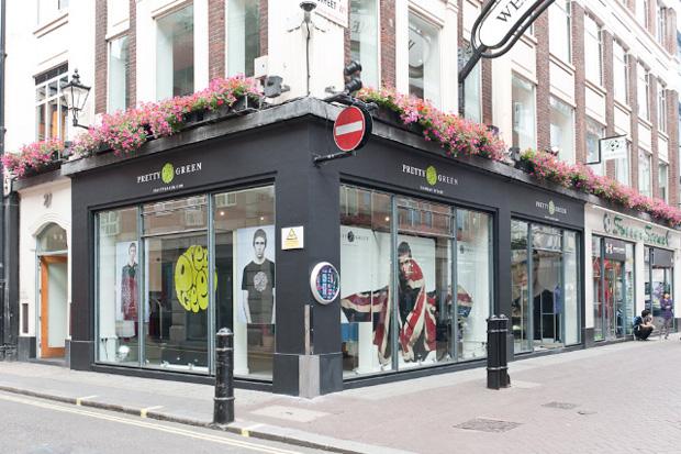 Pretty Green Store Opening London