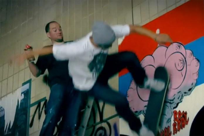 REAL Skateboards: Justin Brock vs D*Face Video