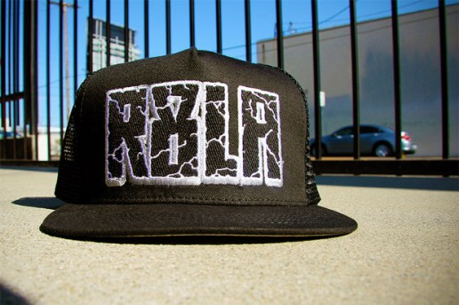 "REBEL8 ""R8LA"" Mesh Cap"