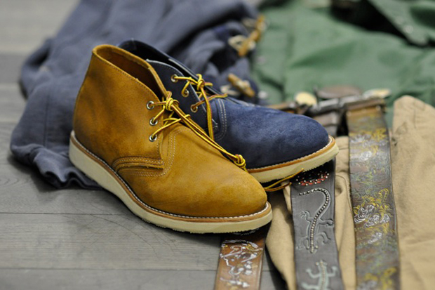 Red Wing 2011 Spring/Summer Preview