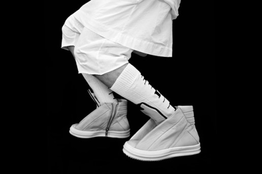 Rick Owens DRKSHDW 2010 Spring Preview