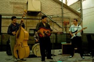 Self Edge & Wild Records Present The Lower East Side Rockabilly Hob Nob