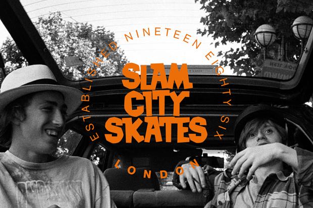 Slam City Skates 2010 Summer Lookbook