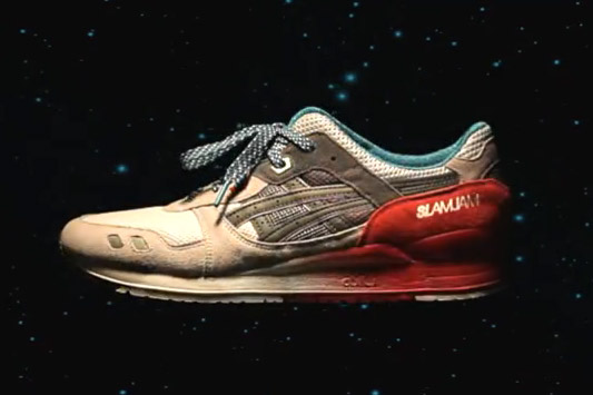 Slam Jam x ASICS 5th Dimension Video
