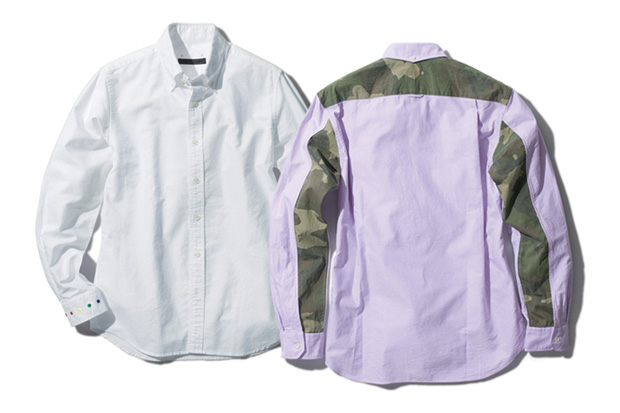 SOPHNET. 2010 Fall/Winter Oxford Shirts