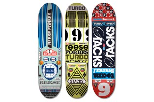 stacks Turbo Series Skate Decks