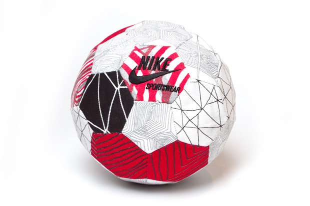 St. Alfreds x Nike Sportswear Six Points Artist Ball Auction