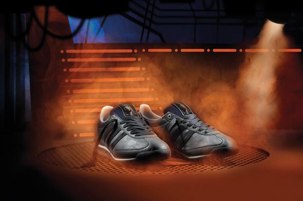 Star Wars x adidas SL-72: Han Solo