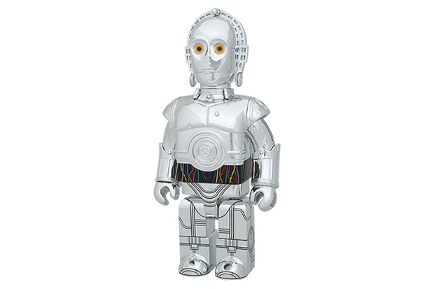 "Star Wars x Medicom Toy ""TC-14"" 400% Kubrick"