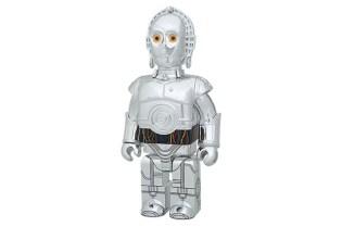 """Star Wars x Medicom Toy """"TC-14"""" 400% Kubrick"""