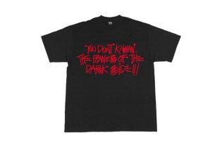 "Star Wars x Stussy ""Dark Side"" T-shirt"
