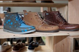 Stash x Sebago Collection Preview